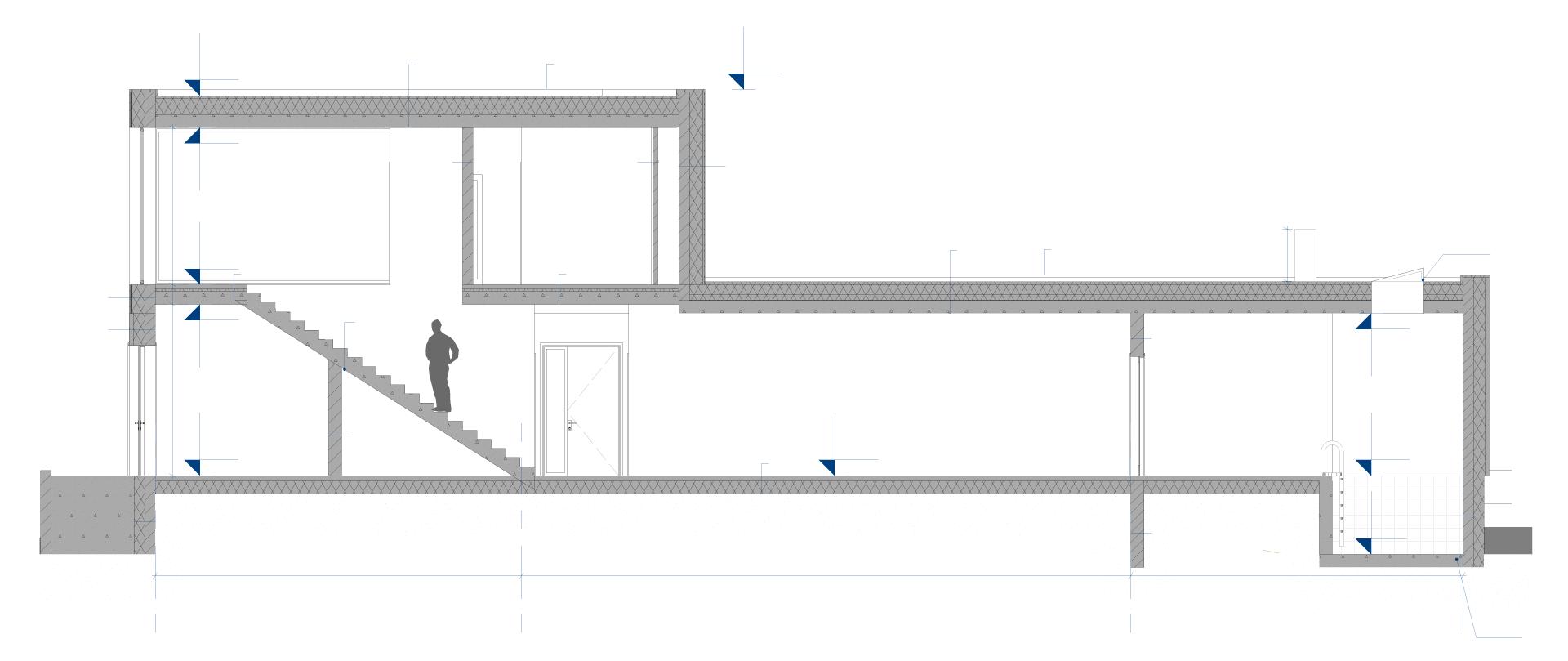Строительство современного частного дома