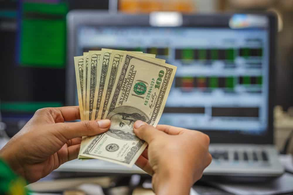 How to get money back from a brokerage