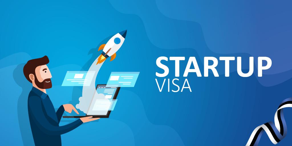 ВНЖ Эстонии, Startup виза