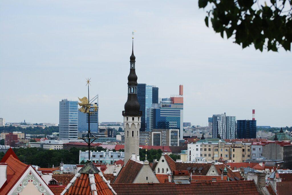 Компания в Эстонии с криптовалютной лицензией