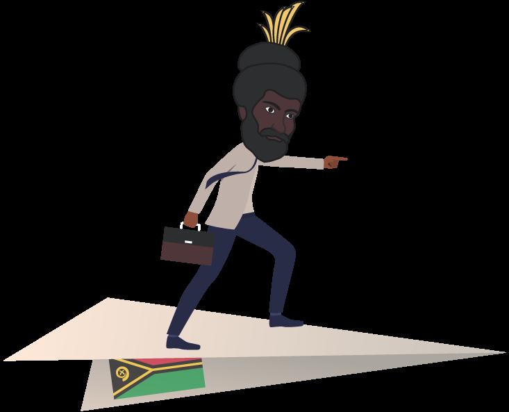 Гражданство Вануату, за 30 дней